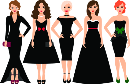 The search for the illusive partydress